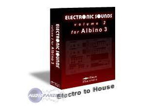 Meyer Musicmedia Albino 3 Electronic Sounds Vol.2