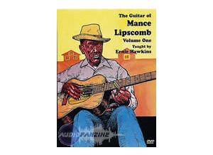 Stefan Grossman Guitar Workshop The Guitar of Mance Lipscomb Vol. 1 on DVD