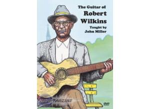 Stefan Grossman Guitar Workshop The Guitar of Robert Wilkins on DVD