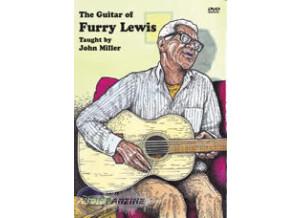Stefan Grossman Guitar Workshop The Guitar of Furry Lewis on DVD