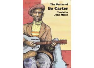 Stefan Grossman Guitar Workshop The Guitar of Bo Carter on DVD