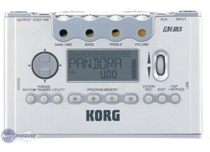 Korg PX5D