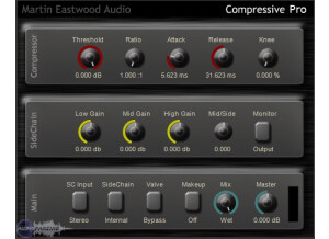 Martin Eastwood Audio Compressive [Freeware]