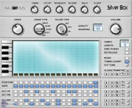 Spectralhead Audio Silver Box