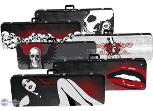 Kaces Grafix Electric Guitar Cases