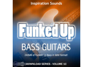 Inspiration Sounds Funked Up Bass Guitars