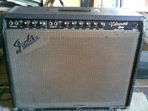 Fender Vibroverb (Blackface)