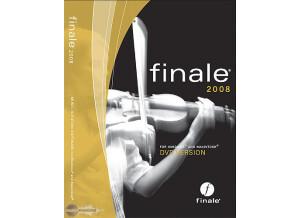 MakeMusic Finale 2008