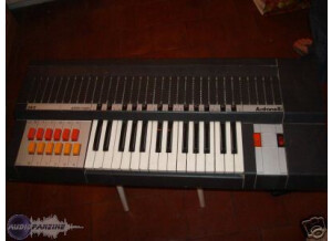 Antonelli Golden Organ 2411