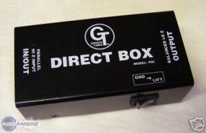 Groove Tubes PDI Passive Direct Box