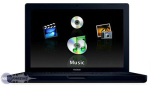 Apple Macbook noir 2.16 GHZ 1Go RAM 160 Go DD