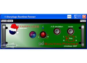 Starplugs Run Time Panner [Freeware]