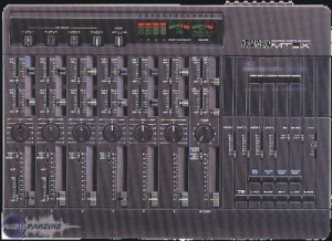 Yamaha MT3X