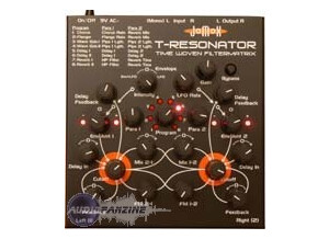 JoMoX T-Resonator