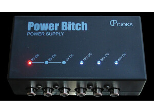 Cioks Power Bitch