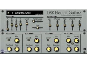 DSK Music ElectriK GuitarZ [Freeware]