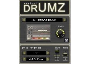 DSK Music Mini DrumZ [Freeware]