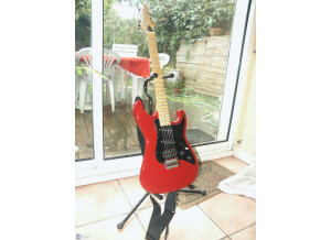 Aria Pro II Mad Axe ST-01-3D