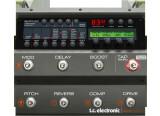 vends tc electronic  nova system édition spéciale  rouge
