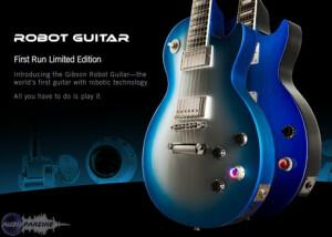 Gibson Robot Guitar First Run Limited Edition