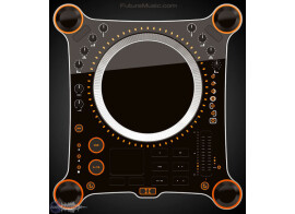 EKS Ships Otus Digital DJ Controller
