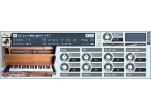 Pendle Poucher Ships Piano