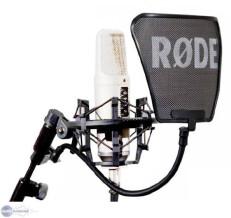RODE pop shield