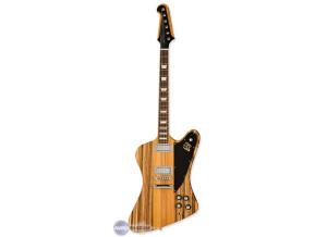 Gibson [Guitar of the Week #12] Firebird V Zebra Wood