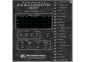 Syntheway Percussion Kit
