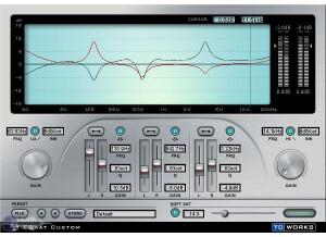 TC Electronic EQ Sat Custom