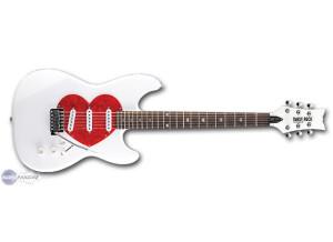 Daisy Rock Rebel Rockit Heart