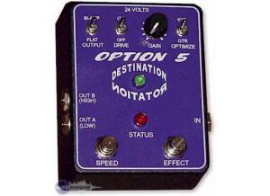 Option 5 Destination Rotation