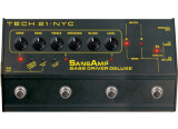 Tech 21's Bass Driver goes Deluxe