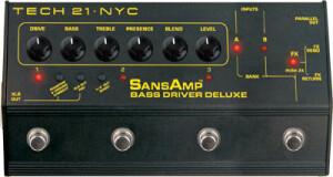 Tech 21 SansAmp Bass Driver Deluxe