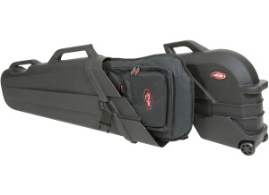 SKB 1SKB-44RW ATA Roto Electric Bass Case w/TSA lock