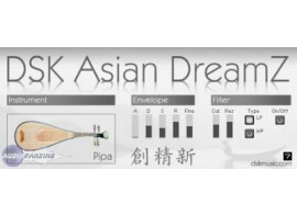 DSK Music Asian DreamZ [Freeware]
