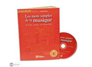 Editions Fuzeau Les mots simples de la musique