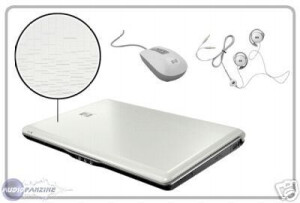 Hewlett-Packard Dv6299 Edition Speciale  blanc