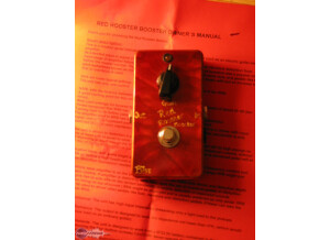 BJFe / BearFoot Red Rooster Booster