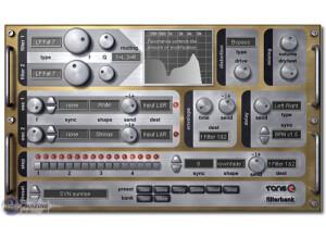Monocircuit Audio Tone2 Filterbank FX 1 [Freeware]