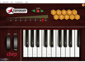 Tanager Audioworks Chirp