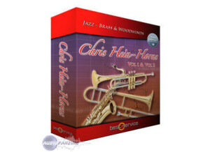 Best Service Chris Hein Horns Vol. 1.5 - Solo Instruments