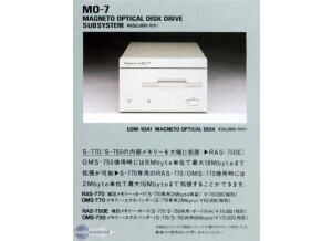 Roland MO-7