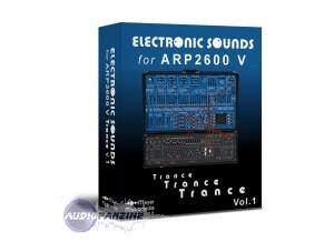 Meyer Musicmedia Electronic Sounds for ARP 2600 V Trance V.1