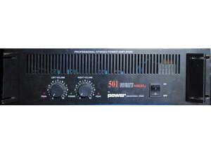 Power Acoustics ni501