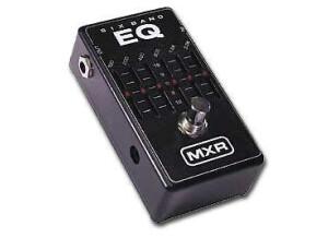 MXR M109 6 Band Graphic EQ
