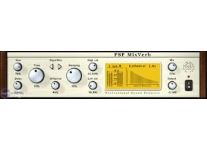 PSP Audioware MixVerb