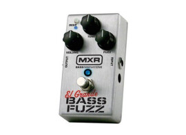 MXR M-182 El Grande Bass Fuzz