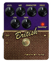 Tech 21 British