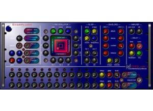 Starplugs THS Synthesizer MK 1